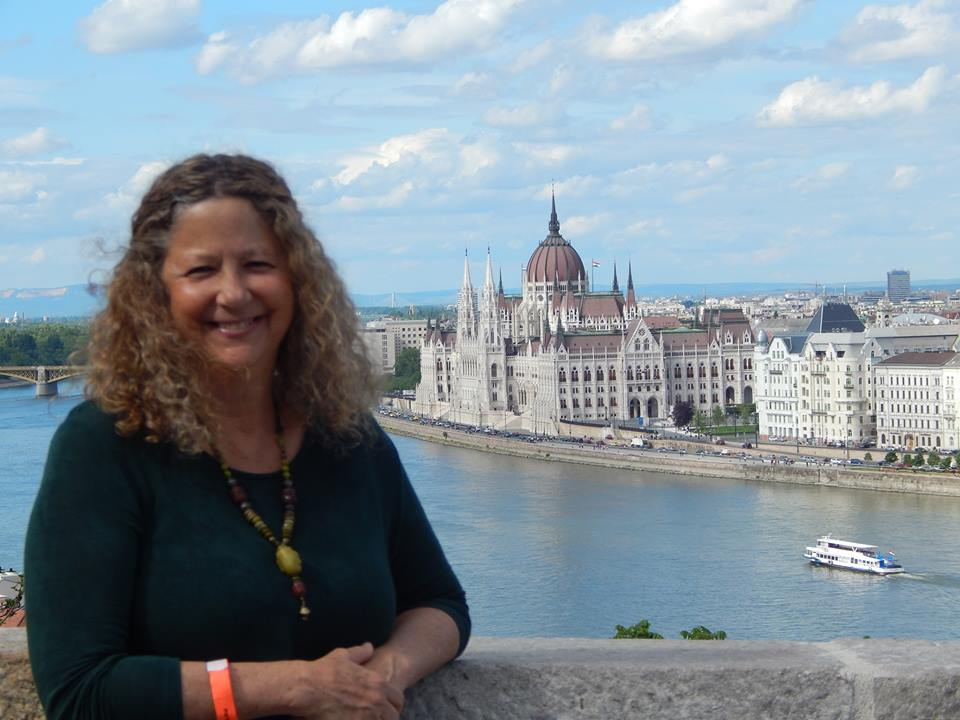 caryn cook in budapest
